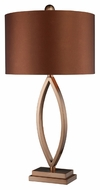 Dimond D1712 Dale Coffee Plating Finish 28 Tall Lighting Table Lamp
