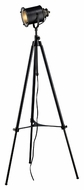 Dimond D1735 Ethan Restoration Black Finish 29  Wide Lighting Floor Lamp
