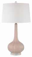 Dimond D2459 Abbey Lane Pastel Pink Finish 30  Tall LED Table Lamp