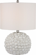 Dimond D2497 Southend White Shell Table Lamp