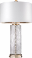 Dimond D2747-LED Contemporary Clear / Gold  LED Table Lighting