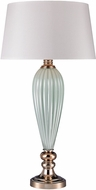 Dimond D2760-LED Contemporary Mint / Gold LED Lighting Table Lamp