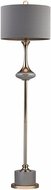 Dimond D2765-LED Contemporary Grey / Gold LED Lighting Floor Lamp