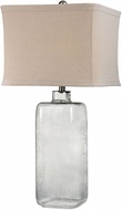Dimond D2776-LED Contemporary Grey Smoke LED Lighting Table Lamp