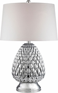 Dimond D2780-LED Contemporary Chrome Plating LED Table Lamp