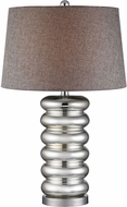 Dimond D2786-LED Contemporary Chrome Plating LED Table Top Lamp