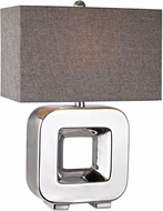 Dimond D2787-LED Contemporary Chrome Plating LED Table Lamp