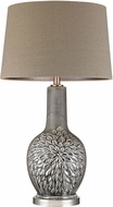 Dimond D2804 Modern Grey Glaze Table Light