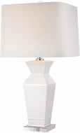 Dimond D2807-LED White LED Side Table Lamp