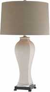 Dimond D2808 Modern Matte Grey Table Lamp