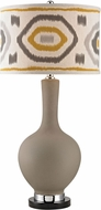 Dimond D2809-LED Contemporary Clay LED Lighting Table Lamp