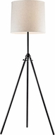 Dimond D2811-LED Contemporary Dark Bronze LED Floor Lamp