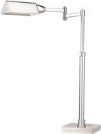 Dimond D2820 Modern Polished Nickel Desk Lamp