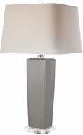 Dimond D2827-LED Grey LED Table Lamp Lighting