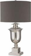 Dimond D2829-LED Polished Nickel LED Side Table Lamp