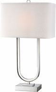 Dimond D2832 Modern Polished Nickel Table Lamp Lighting
