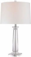 Dimond D2843 Clear Crystal   Table Lamp Lighting