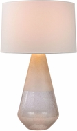 Dimond D2872 Modern Clear Side Table Lamp