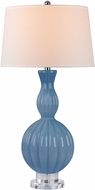 Dimond D2877-LED Contemporary Lilac LED Lighting Table Lamp