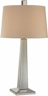 Dimond D2886-LED Contemporary Antique Mirror  LED Table Top Lamp