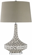 Dimond D3041 Gigi Grey Polkadot Glaze Foyer Lighting Fixture