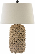 Dimond D3050 Nature Rope Nature Rope And Oil Rubbed Bronze Table Lighting