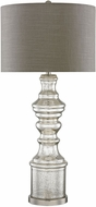 Dimond D3058 Roxie Silver Mercury / Satin Nickel Table Lamp