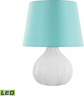 Dimond D3094S-LED Aruba White LED Exterior Side Table Lamp