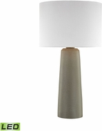 Dimond D3097-LED Eilat Concrete LED Exterior Table Lamp Lighting