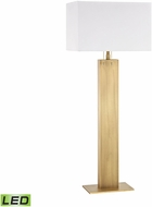 Dimond D3115-LED Summit Drive Antique Brass LED Buffet Lamp