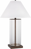 Dimond D3117 Park Slope Dunbrook / Clear Lighting Table Lamp