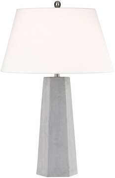 Dimond D3138 Bastion Polished Concrete Foyer Light Fixture