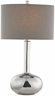 Dimond D3143 Djinn Chrome Side Table Lamp