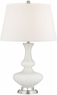 Dimond D3157 Chloe Frosted White Satin Nickle Entryway Light Fixture