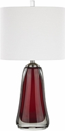 Dimond D3160 Ms. Scarlet Scarlet Table Lamp