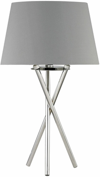 Dimond D3185 Excelsius Polished Nickel Table Lighting