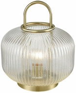 Dimond D3264 Holmby Hills Modern Antique Brass Accent Table Lamp