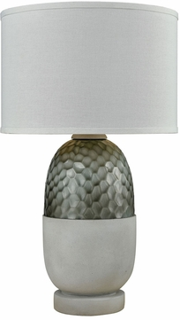 Dimond D3286 Reykjavík Polished Concrete Grey Exterior Table Lighting