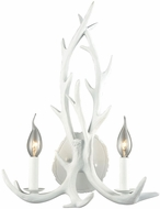 Dimond D3319 Big Sky Contemporary White Wall Lighting