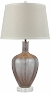 Dimond D3442 Gia Mauve Side Table Lamp