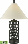 Dimond D3490 Rook Bronze LED Entryway Light Fixture
