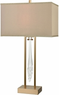 Dimond D3515 Melt Down Cafe Bronze Clear Foyer Lighting