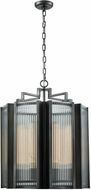 Dimond D3540 Space Elevator Aged Pewter Foyer Lighting