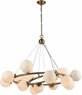 Dimond D3563 Luft Modern Chandelier Light