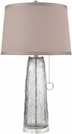 Dimond D3634 Katajanokka Grey Ombre Crackle Table Top Lamp