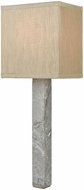 Dimond D3686 Londinium Modern Grey Marble And Aged Brass Lamp Sconce