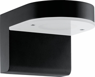 EGLO 200026A Jalon Contemporary Black LED Outdoor Wall Lighting