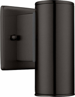 EGLO 200032A Riga Modern Matte Black Halogen Exterior Sconce Lighting