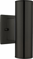 EGLO 200033A Riga Contemporary Matte Black Halogen Outdoor Light Sconce