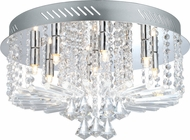 EGLO 200388A Ornella Chrome Halogen Ceiling Lighting